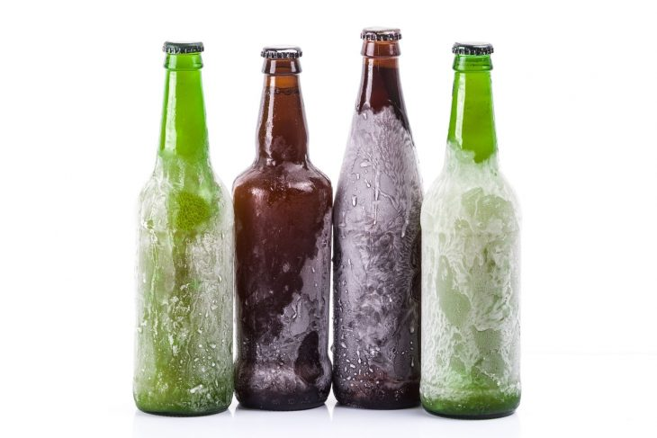 Does Beer Freeze _Sound Brewery