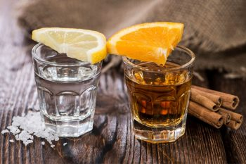 What's The Difference Between Gold and Silver Tequila?