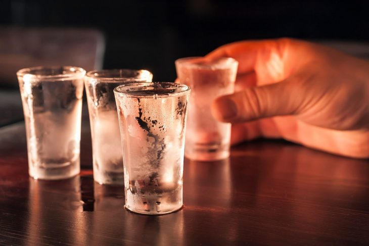 How Many Shots of Vodka to Get Drunk_Sound Brewery