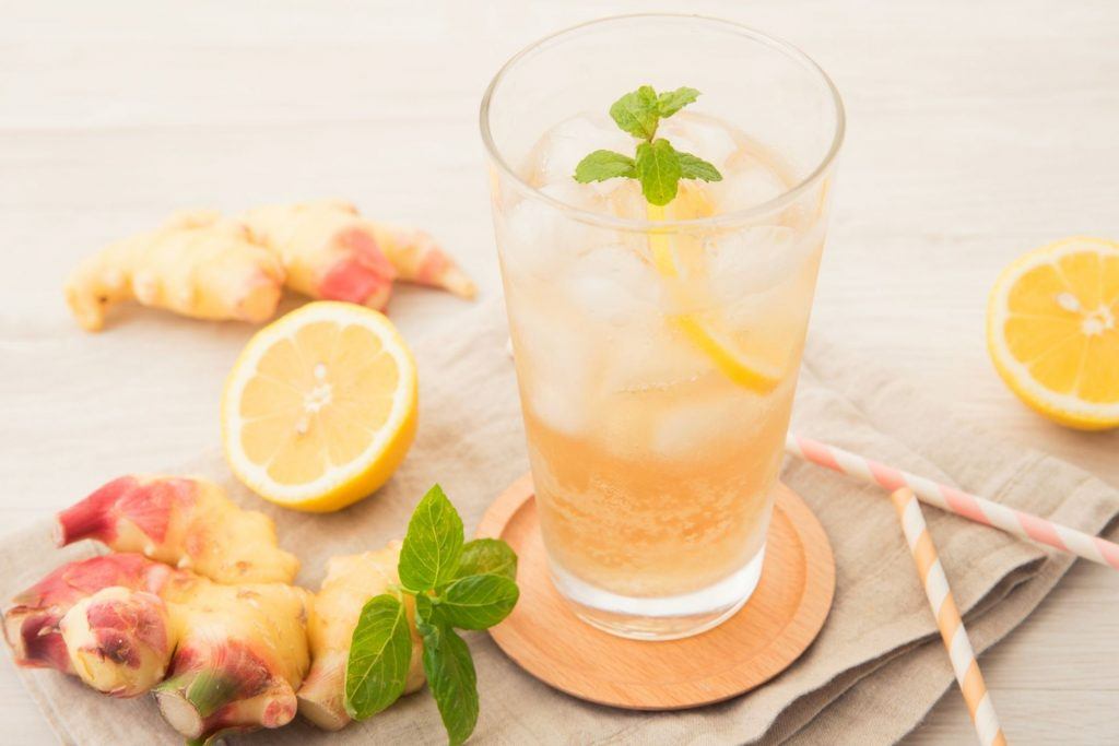 Ginger Ale Health Benefits_Sound Brewery